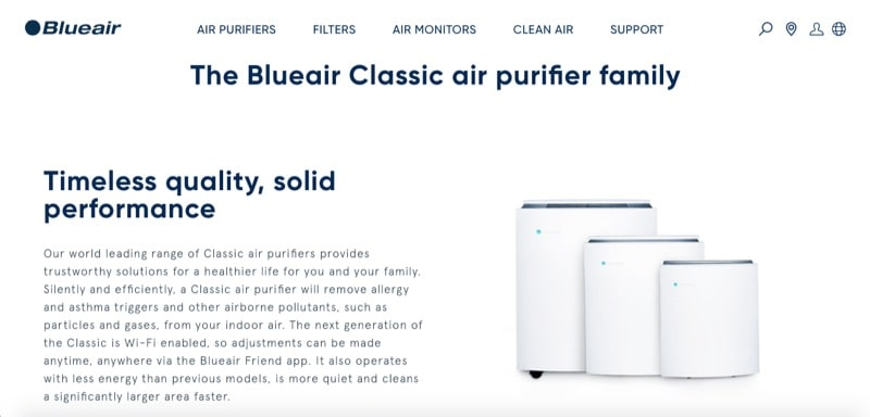 blueair-specific-product-description