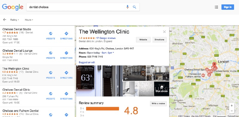 google-local-business-search-example