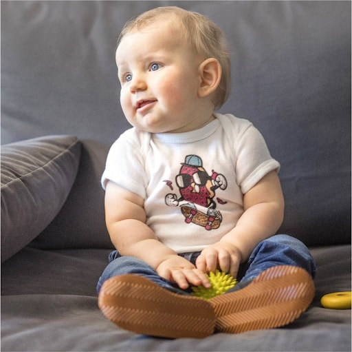 Print on Demand products: Baby Suits