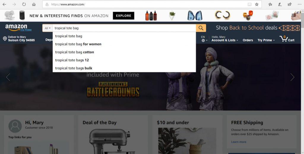 Print on Demand with Amazon