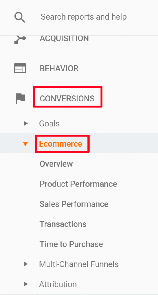 Where to find ecommerce data