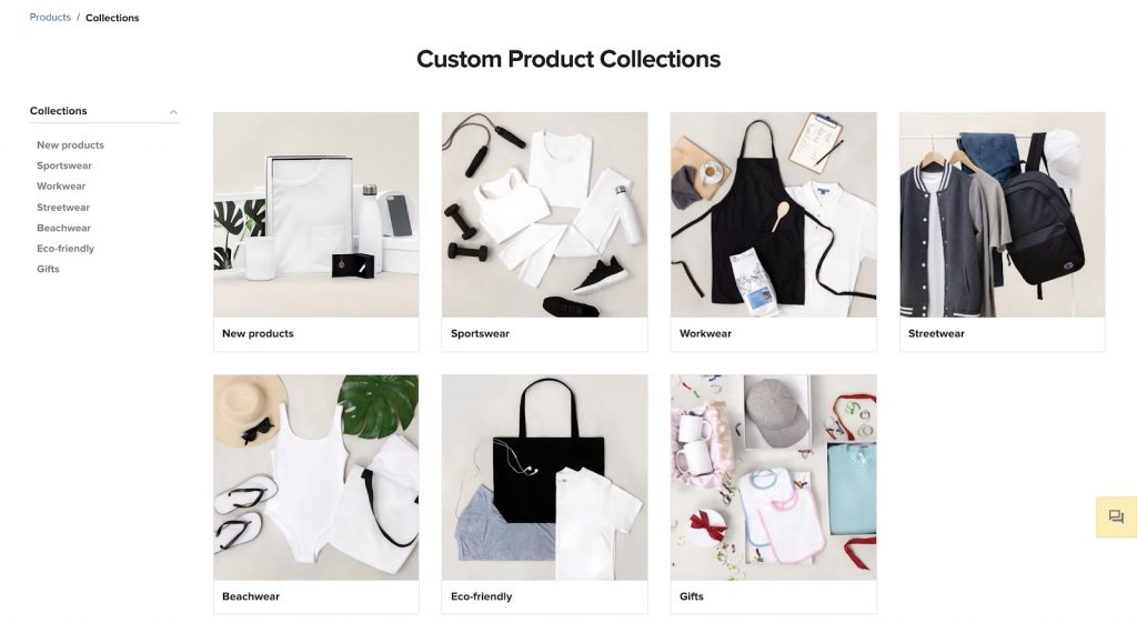 Printful Product Collection
