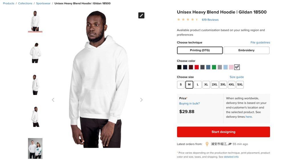 hoodie best seller