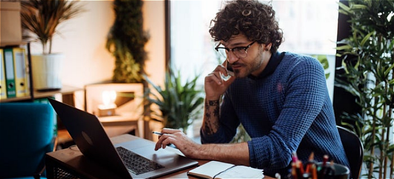 working from home shopify
