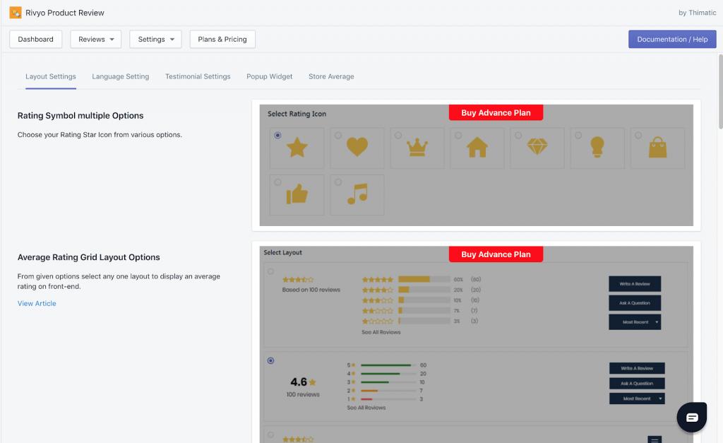 How to set up Rivyo Reviews App