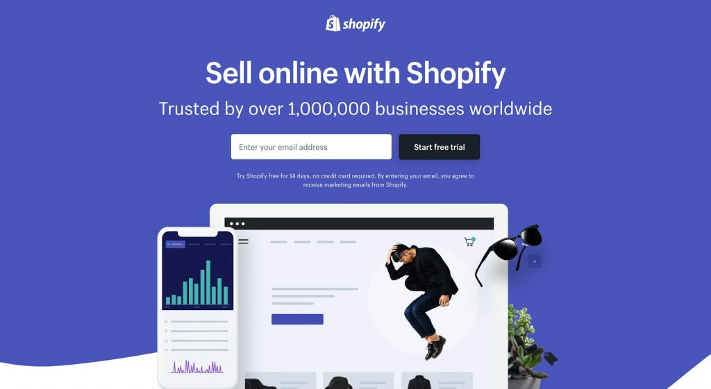 Start Your POD store with Shopify