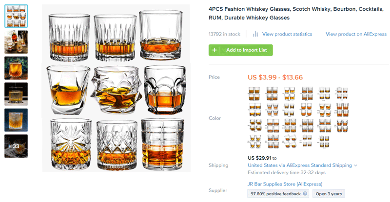 Father day product ideas - glasses
