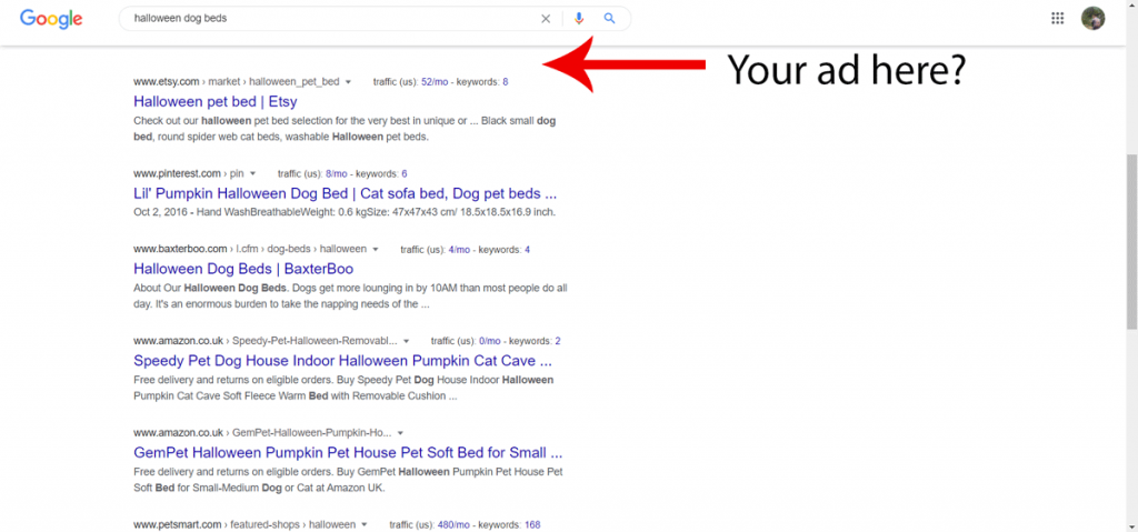 google ads can be helpful to your holiday marketing