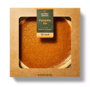 food packaging example