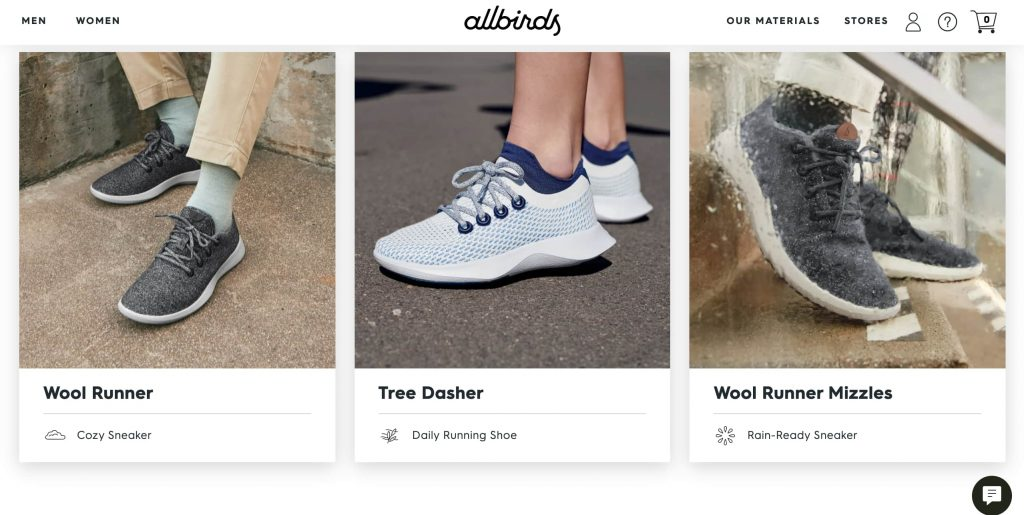 B2c commerce examples