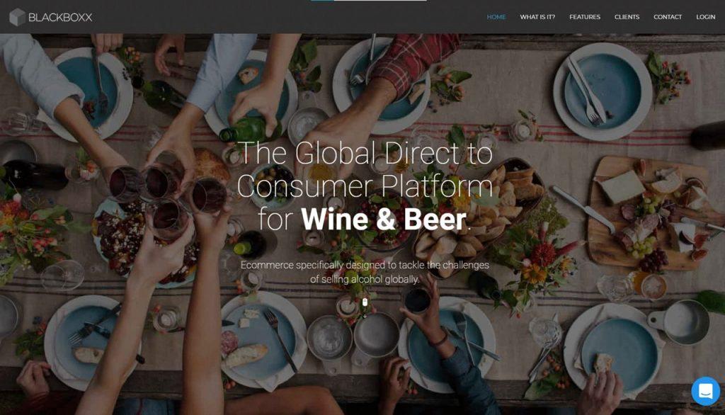 sell wine on marketplace