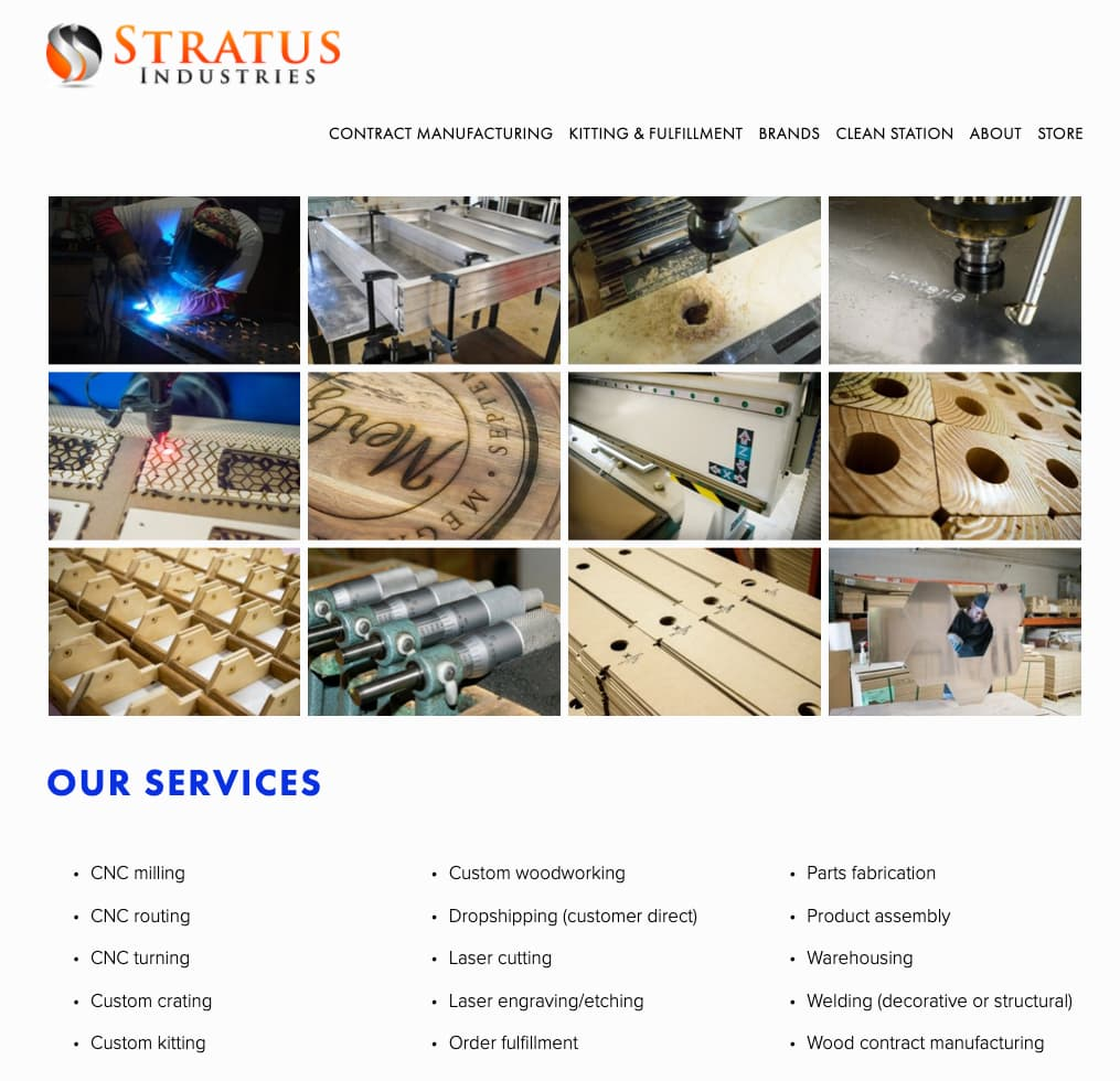 us dropshipping suppliers - stratus industries